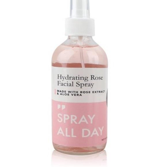 grace & stella Other - GRACE & STELLA - Rose Facial Spray Mist/ 8.11oz